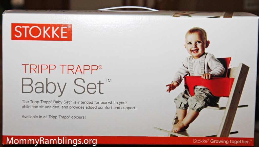 Stokke Tripp Trapp High Chair & Baby Set, Review And