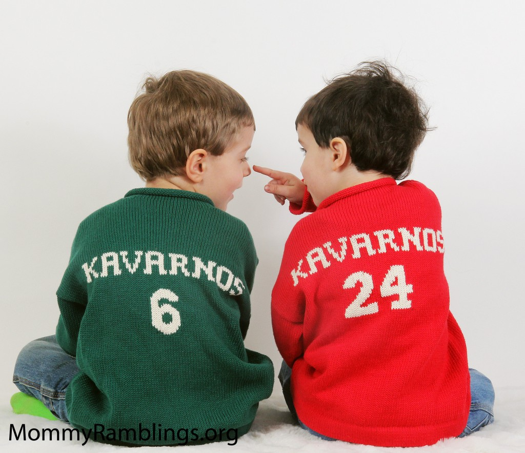 Custom Knits For Baby Personalized Custom Knit Sweaters