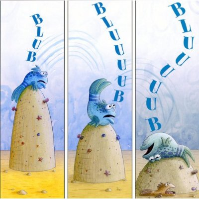The Pout Pout Fish Book Cd Set Review And Giveaway