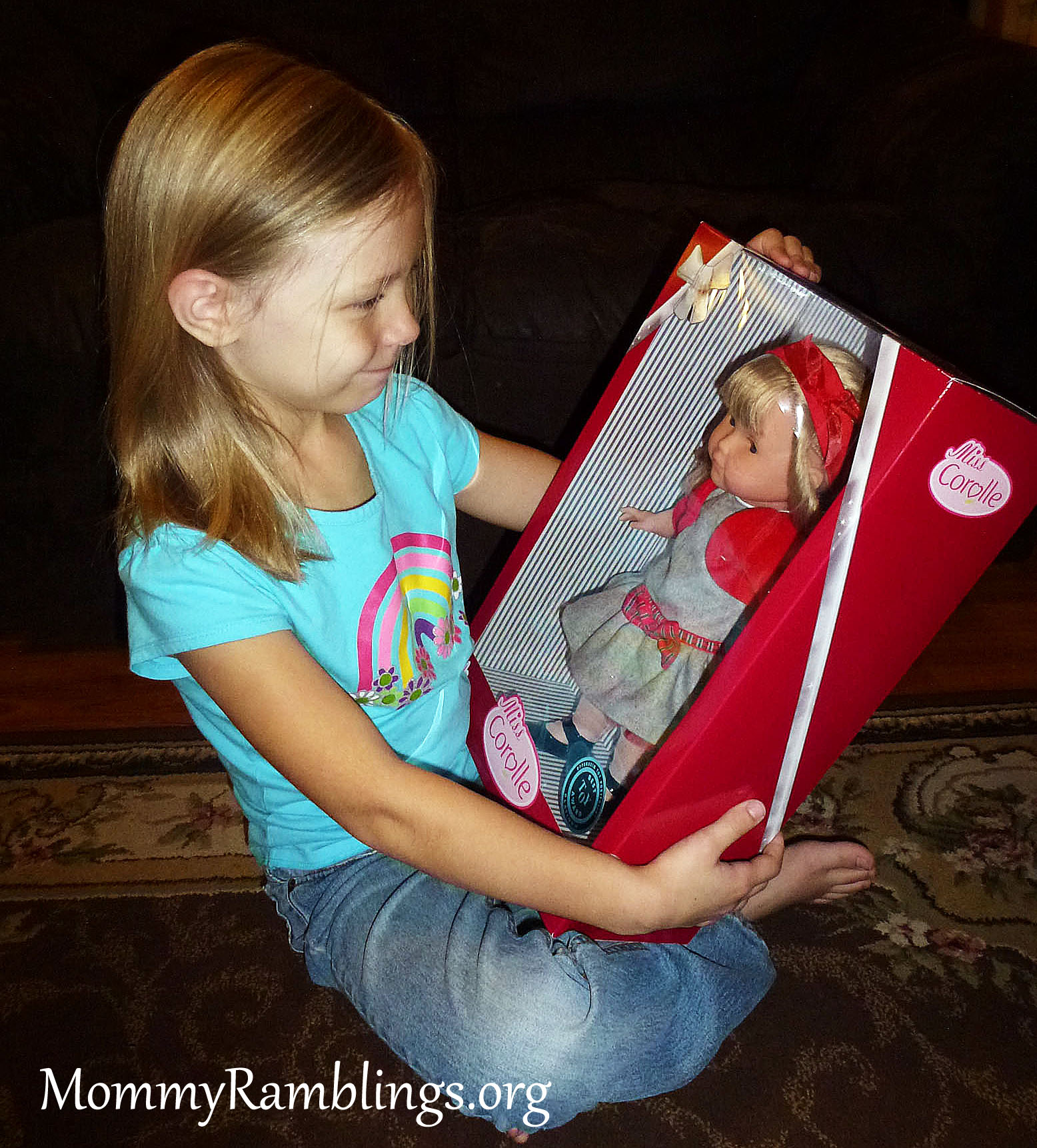 Corolle Dolls Miss Ambre and Bébé Do Review and Giveaway!!! 3 ...