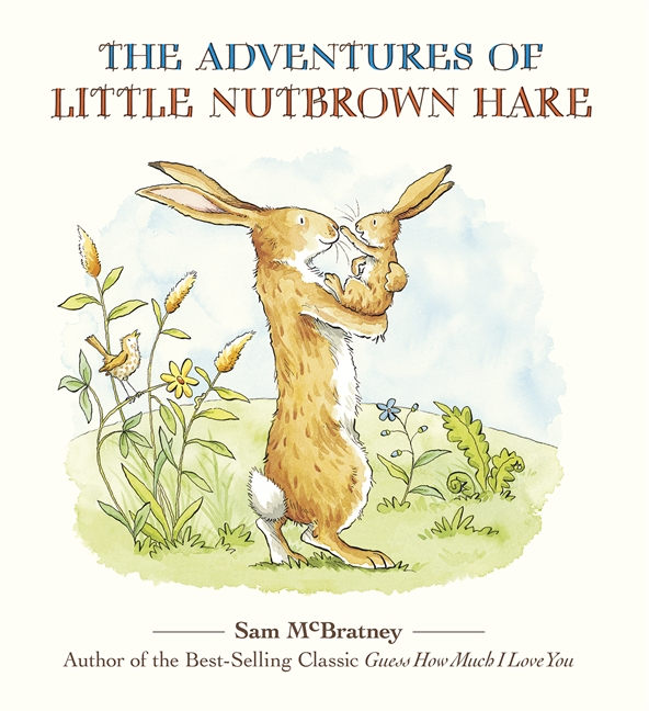 Quot The Adventures Of Little Nutbrown Hare Quot Hardcover Book