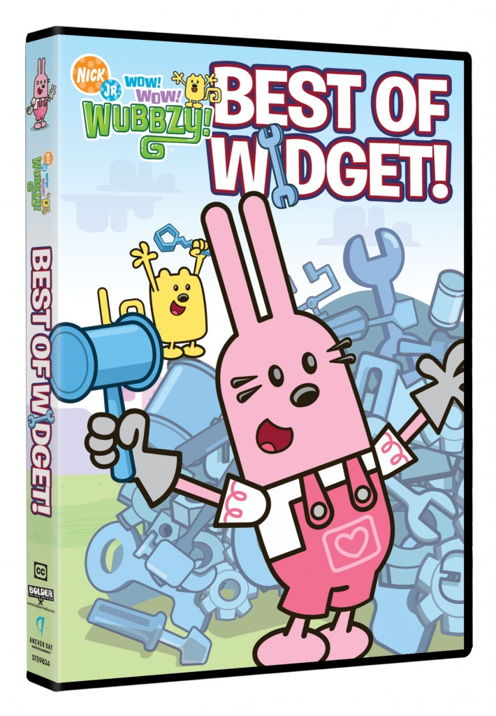 Best Of The Best 2017 By Colorado Community Media: Nick Jr., Wow Wow Wubbzy: Best Of Widget DVD Review