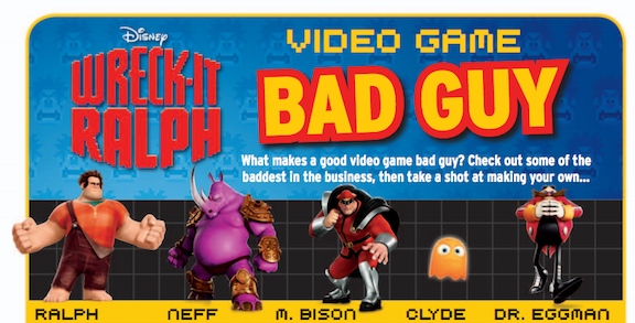 Get Wreck It Ralph On Blu Ray Combo Pack Today Mommy Ramblings