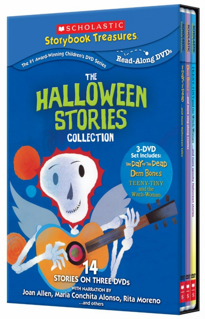 Scholastic Storybook Treasures Halloween