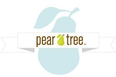 pear tree logo #PearTreeGreetings