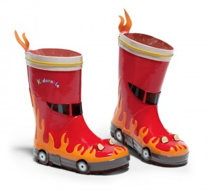 kidorable fire boots