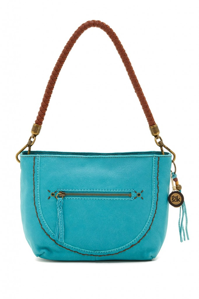 Indio Leather Demi Handbag