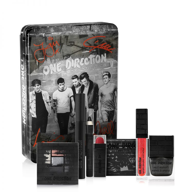 One-Direction-Make Up Collection