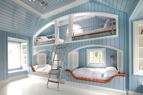 coolest Bunk Beds