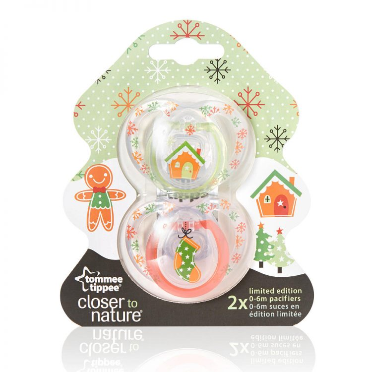 Tommee tippee ginger paci