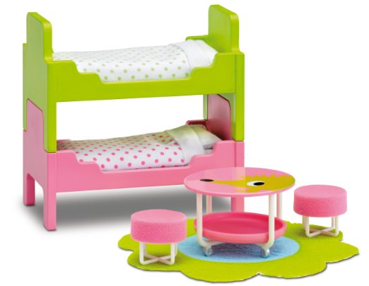Lundby Childrens Room Set Stock