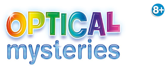 Optical Mysteries Logo