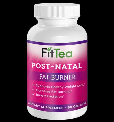 Lose Baby Weight Fast With Fittea Postnatal Fat Burner