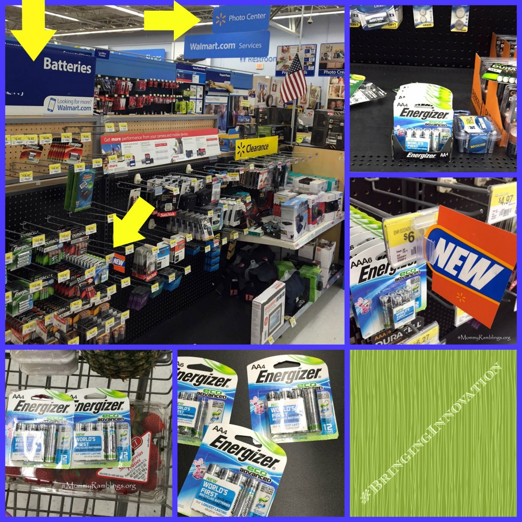 walmart store image collage