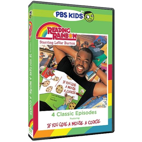 Reading Rainbow DVD