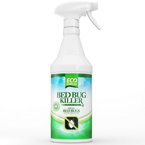 Is Bed Bug Spray Toxic