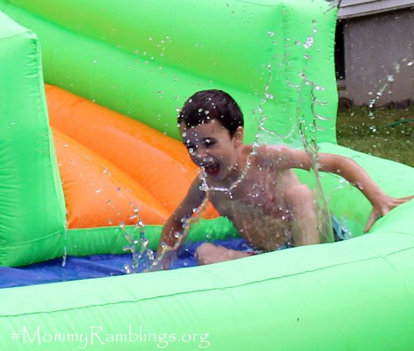 Inflatable Water Slide Safety Rules: An Easy Way To Have A Water Park In Your Own Yard
