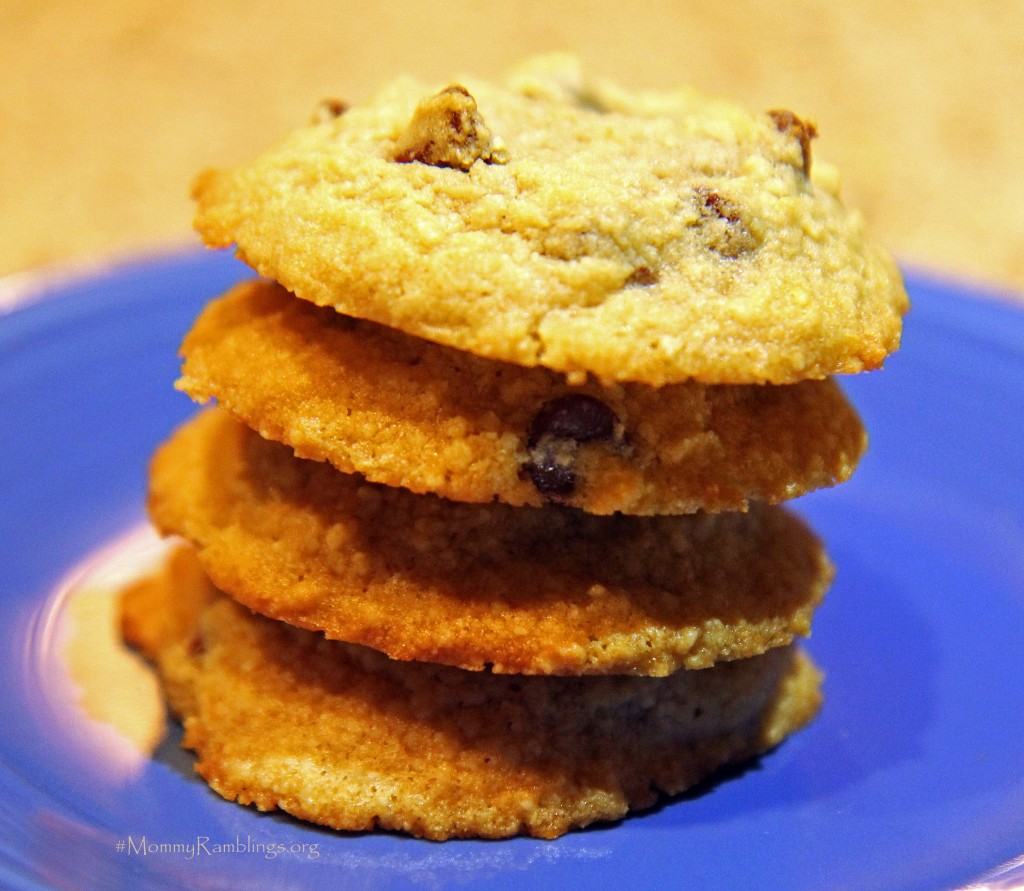 Morning Pep-Almond-Flour-Chocolate-Chip-Cookies