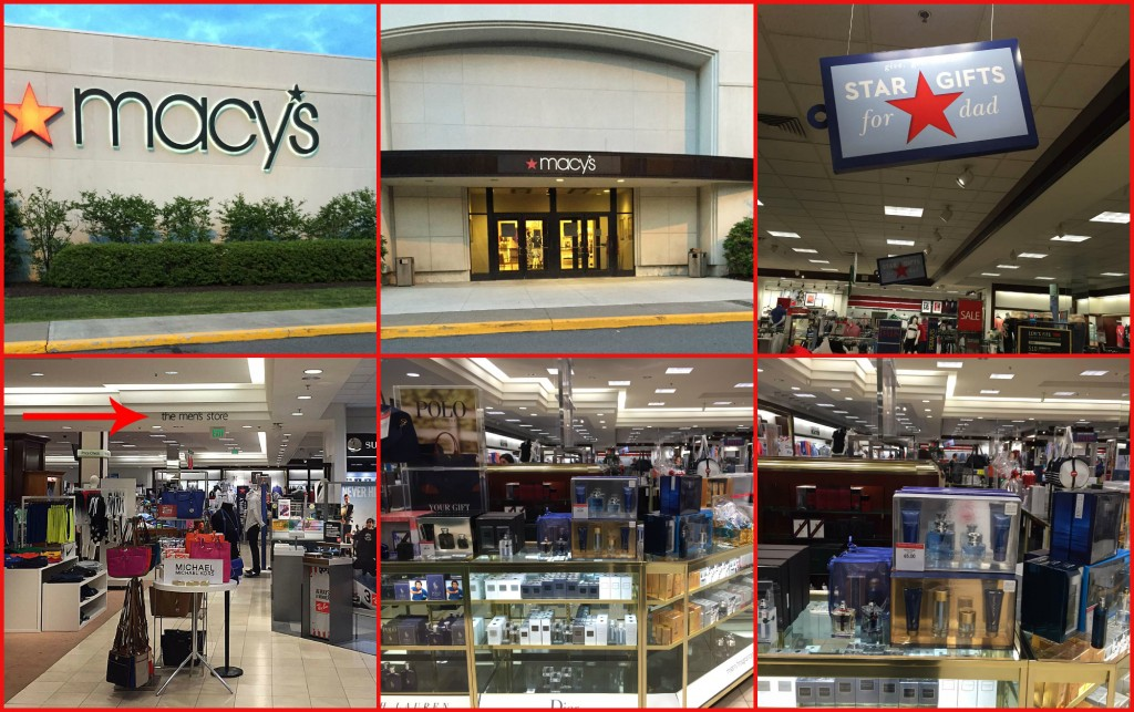 macy's collage