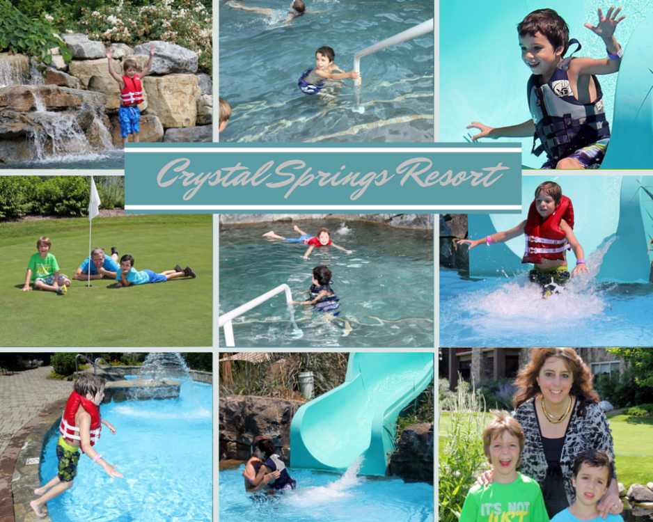 Crystal Springs Resort-Staycation-Summer-