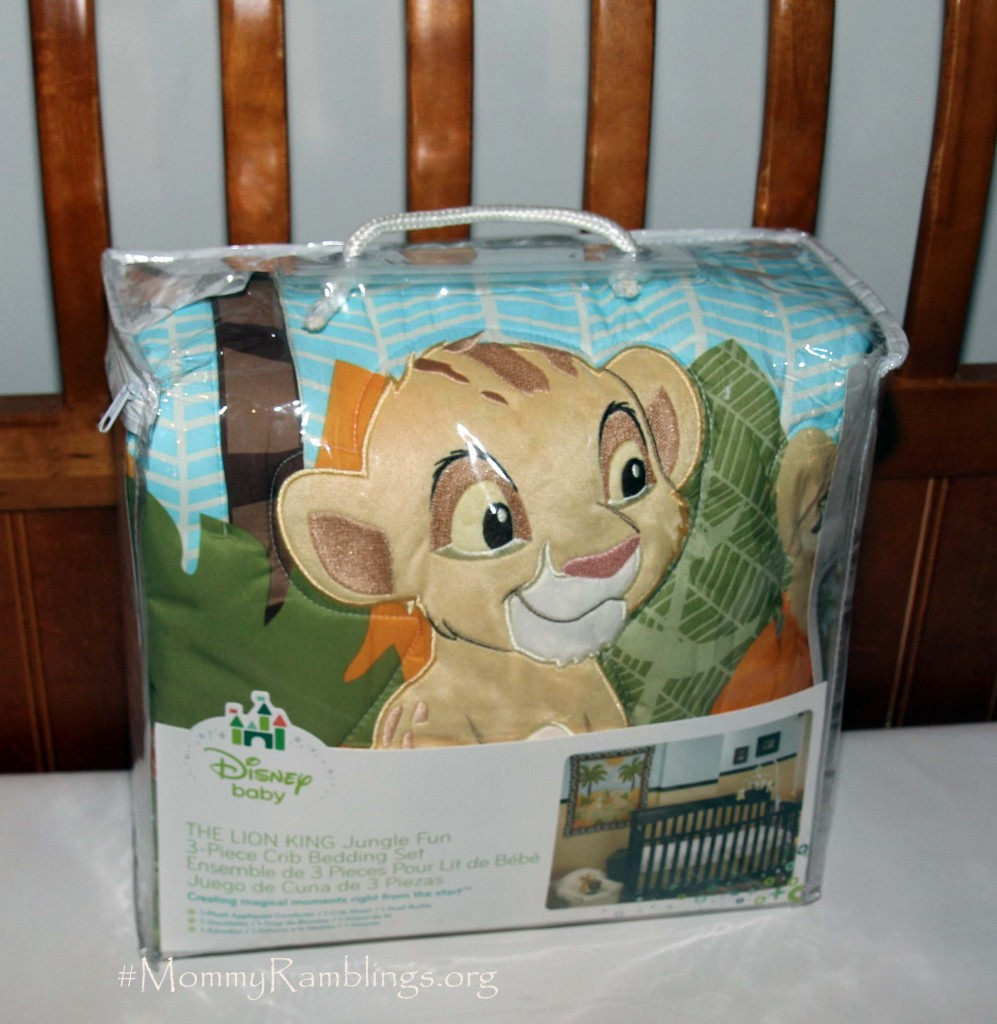 Lion King Bedding