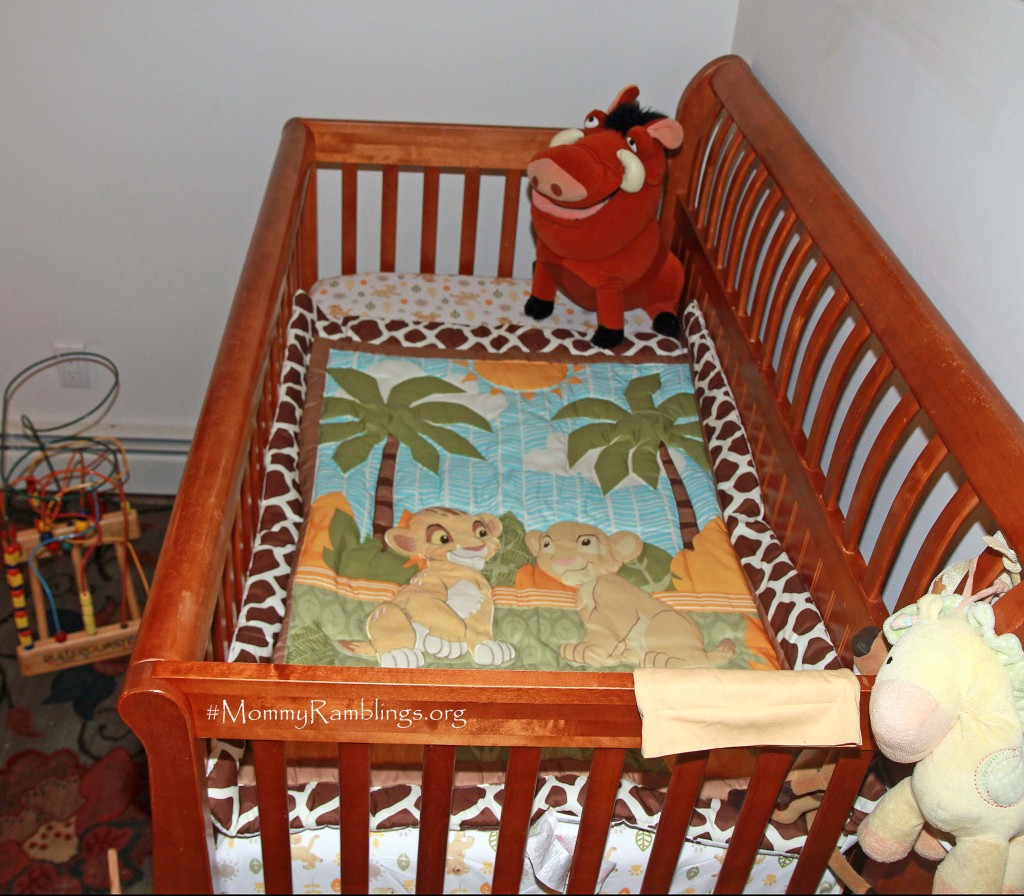 Lion King Nursery 3