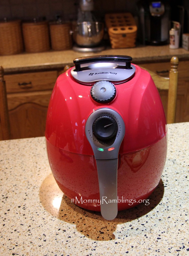 airfryer red counter