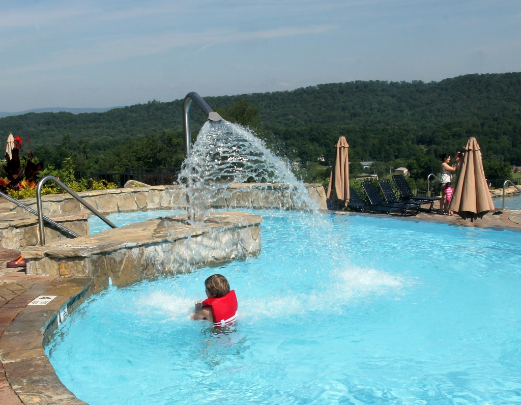 Crystal Springs 360-Vista Pool-Resort-Family Staycations