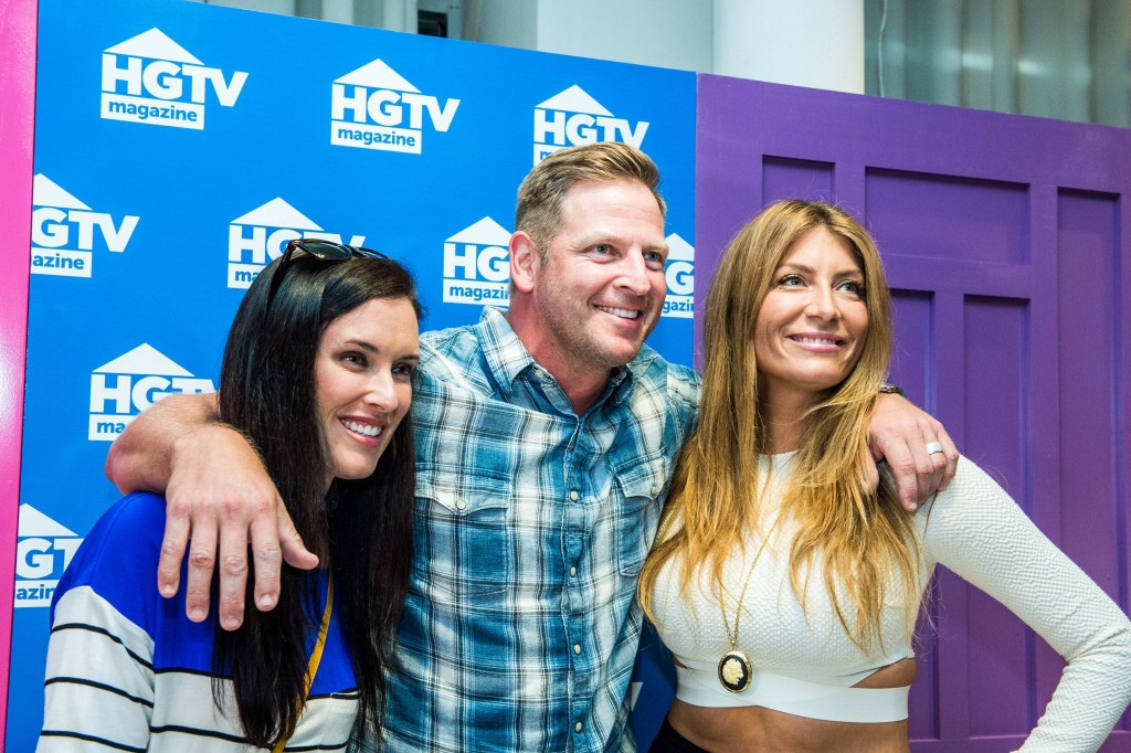 HGTV Block Party personality