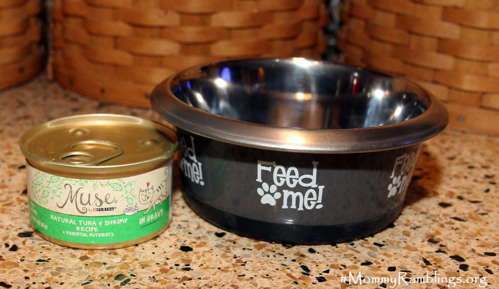 Muse Cat Food Flavors