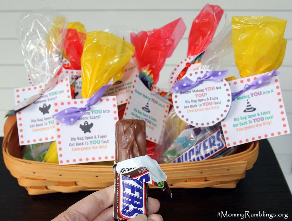 Snickers Gift Basket 1