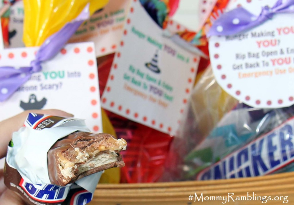 snickers gift basket 3