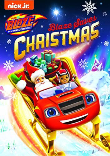Quot Blaze And The Monster Machines Blaze Saves Christmas