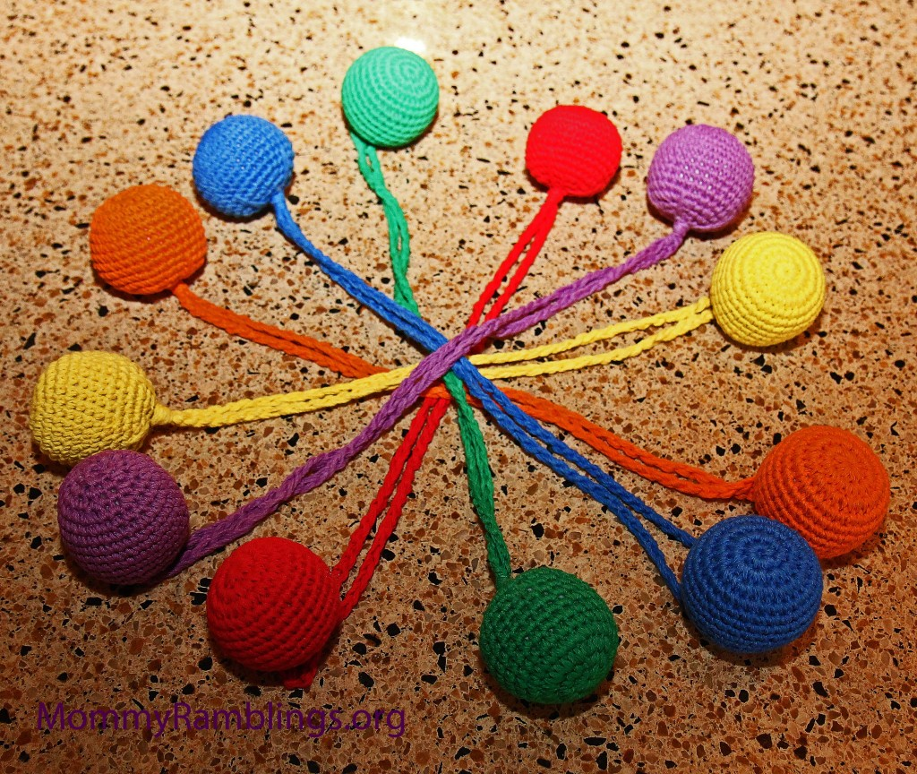 Froebel Gifts, Yarn Balls Review & Give-Away!!! {Giveaway ...